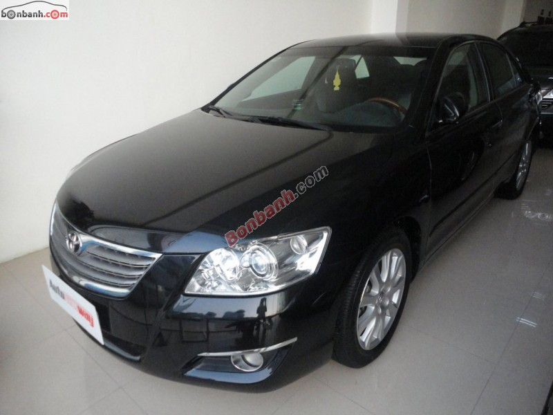 toyota camry 3 5q 2008 ban oto toyota camry 3 5q gia 1. Black Bedroom Furniture Sets. Home Design Ideas