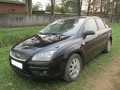 Ford Focus 1.8 MT 2007