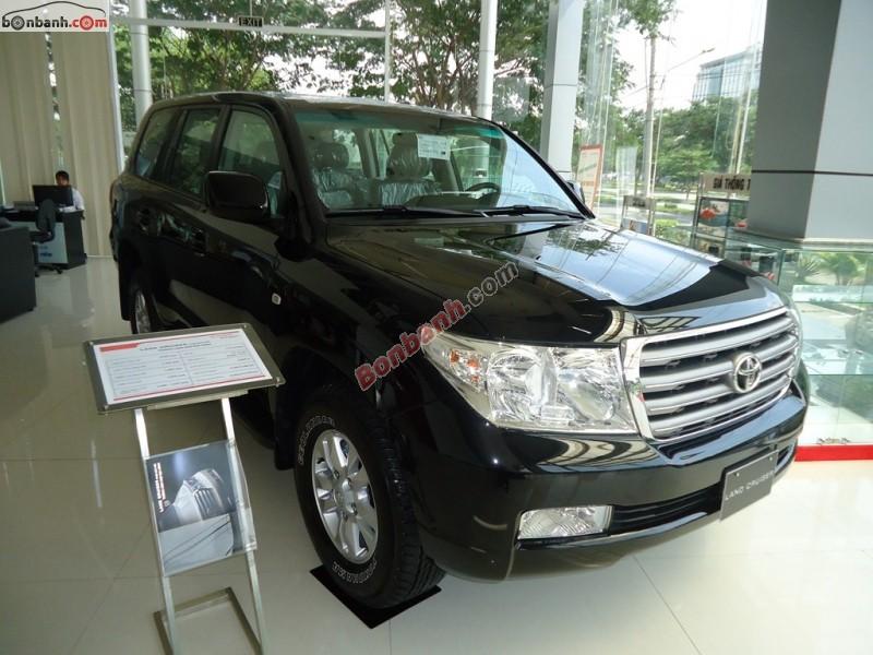 Xe Toyota Land Cruiser VX 2014